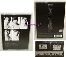 TOHOSHINKI Video Clip Collection The One Taiwan DVD -Normal Edition-