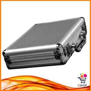 Flight Case per dj mixer in alluminio custodia rigida valigetta per trasporto