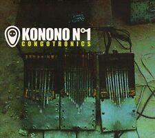 Konono No. 1- Congotronics CD (Crammed Discs) NEW/SEALED