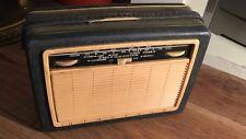Vintage Antique Dynatron Portable Radio
