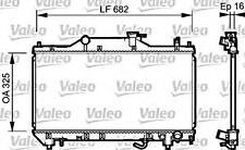 VALEO Engine Cooling Radiator 734490 Fits TOYOTA Avensis Sedan Wagon 2000-2003