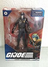 GI JOE COBRA COMMANDER CLASSIFIED SERIES MISB