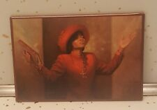 Henry Battle African American Magnet/Blessed And Highly Favored/BLACK AMERICANA