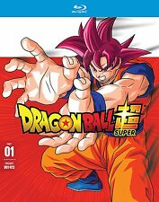 DRAGON BALL SUPER : Part UNO 1 - BLU-RAY - REGIONE A