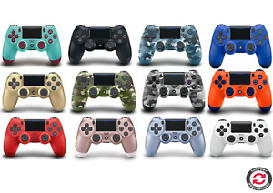Wireless Controller For Sony PlayStation 4 PS4 DualShock Refurbished