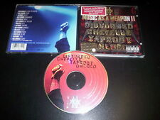 Various ‎– Music As A Weapon II CD Reprise Records 2004