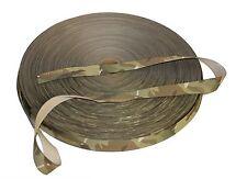 "25mm / 1"" Nylon Binding Tape Crye Multicam ( Military Webbing MTP"