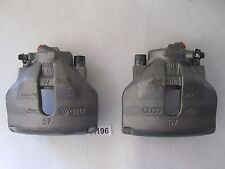 OEM Left & Right Offside Front Brake Calipers fits 2006 VW Audi A6 S6 100