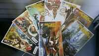Witchblade Broken Trinty #1 #2 #3  3 one shot #1 aftermath #1 blood on the sands