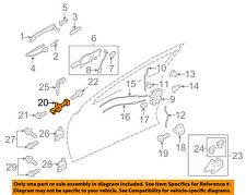 MITSUBISHI OEM 08-15 Lancer-Door Check Arm Stop Hinge Strap 5702A079