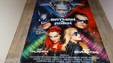 BATMAN 4 batman et robin  !  schwarzenegger  affiche cinema