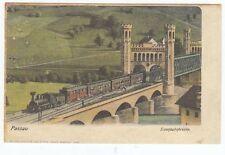 Vor 1914 Normalformat Ansichtskarten aus Deutschland für Eisenbahn & Bahnhof