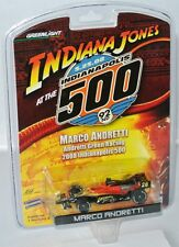 Greenlight #26 INDYCAR 2008 * INDIANA JONES * Marco Andretti - 1:64 INDY 500
