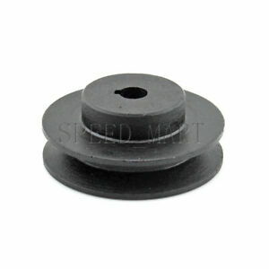 A Type Pulley V Groove Bore 10-25mm OD 80mm for A Belt Motor