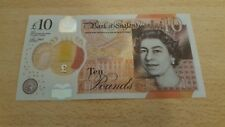 £10 Plastic Polymer Ten Pound Note AA Prefix serial number
