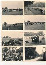 8 x foto, i.r.78 Paderborn, sudoración en viejos disfrazados, 1937, (n) 19823