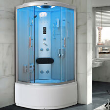 2018 NEW Hydro Shower Enclosure No Steam Cubicle With Body Jets Bath Cabin 903