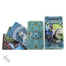 ANNE STOKES LEGENDS TAROT TARROT CARDS DRAGONS MYTHICAL NEMESIS NOW BRAND NEW