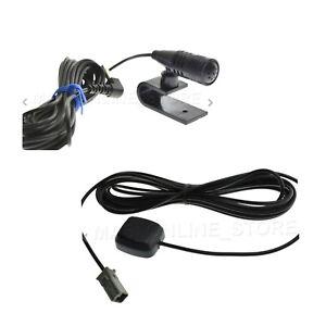 Genuine GPS ANTENNA & MIC FOR JVC KW-V940BW KWV940BW *SHIPS TODAY* A1