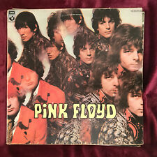 PINK FLOYD - THE PIPER AT THE GATES OF DAWN (1967) - LP HARVEST SPAIN 1979