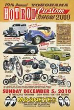 Old School Retro POSTER XXL Plakat Hot Rod Custom Show Motorsport 70x50 Motorrad
