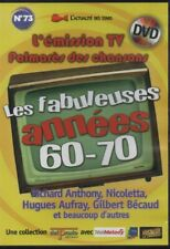 LES FABULEUSES ANNEES 60 70 ... N°73 ... ANTHONY, NICOLETTA, AUFRAY, BECAUD