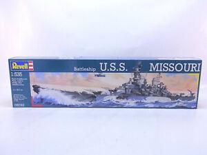 65471 | Revell 05092 Battleship USS Missouri 1:535 Bausatz NEU in OVP