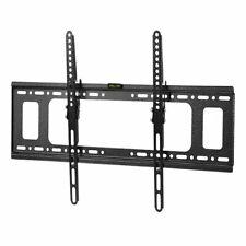 STAFFA di montaggio a parete TV inclinazione per 32 37 42 45 50 55 60 65 70 Pollici Plasma LCD LED 3D