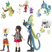 Completed Set BANDAI Pokemon Scale World Galar Region 1/20 Scale Figure
