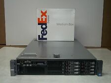 Dell PowerEdge R710 Server 2x2.26GHz 8 Core 24GB 8x146GB SAS PS iDrac Enterprise