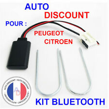 ADAPTATEUR BLUETOOTH  CITROEN C2 C3 C4 C5 C6 BERLINGO JUMPY  - RD4