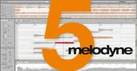 Melodyne Studio 5 v5 for MAC and Windows Lifetime Digital Delivery Full Version