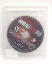 NBA 2K12  (Sony Playstation 3, 2011) Ps3 Disk Only
