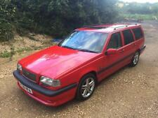 Volvo 850 R T5 Estate in Red