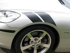 C6 Corvette Grand Sport Style Fender Accent Stripes - Drivers Side