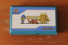 Console Nintendo Game&Watch GOLD CLIFF