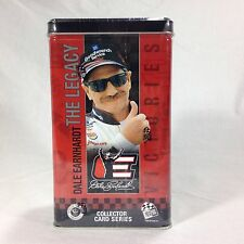 Dale Earnhardt The Legacy Collector Card Series Tin