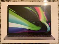 "Apple Macbook Pro Retina 13"" 2020 M1 8GB Ram 256GB SSD Space Gray Sealed"