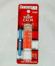 (2 Pack) Rimmel Keep Calm and Lip Balm 060 Crystal Clear New