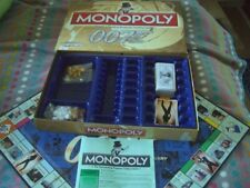 Monopoly 007 50th Anniversary Edition, Boxed Board Game, Hasbro 2015