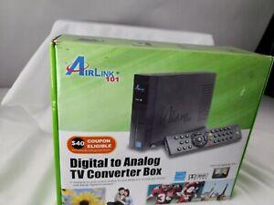 AirLink 101 ATVC101 Digital to Analog TV Converter Box