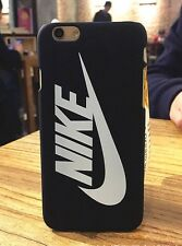 Nike Sport Print Hard Cover Case For Apple iPhone 5-5s-6-6Plus-7-7Plus#2