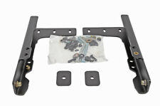 Dee Zee - Black Bumper Guard Bracket Kit for 2007-2018 Chevy Silverado #LE1460