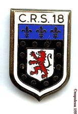Obsolète. Compagnie Republicaine de Securité N° 18. Fab. Drago Paris