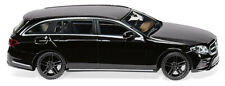 Wiking 022707 - 1/87 MB Clase E S213 AMG - Negro