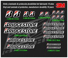Stickers-adhesivos-pegatinas-adesivi-aufkleber-autocollants, Bridgestone Motogp
