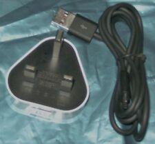 Cargadores, bases y docks blanco con micro USB para teléfonos móviles y PDAs Nokia