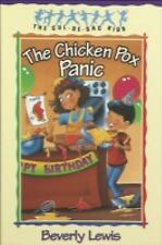 Cul-De-sac Kids: The Chicken Pox Panic 2 by Beverly Lewis (1995, Paperback,...