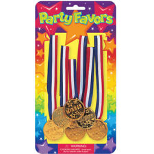 Party Medals Fillers