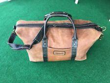 Timberland Pikes Peak 100% Genuine Leather Duffle Bag